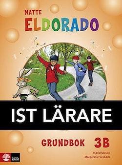 Eldorado, matte 3B Grundbok IST, andra upplagan UK