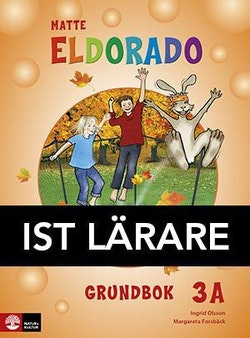 Eldorado, matte 3A Grundbok IST, andra upplagan UK