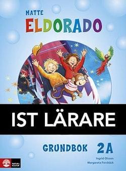 Eldorado, matte 2A Grundbok IST, andra upplagan UK