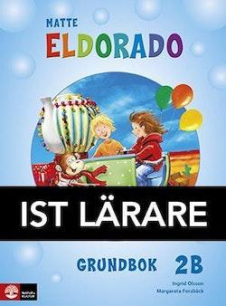 Eldorado, matte 2B Grundbok IST, andra upplagan UK
