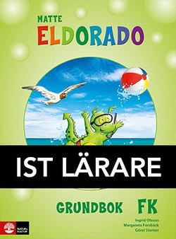 Eldorado matte FK Grundbok IST, andra upplagan