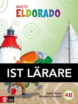 Eldorado, matte 4B Grundbok IST Lärarmaterial UK