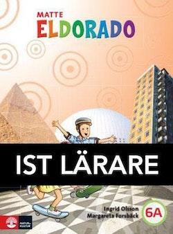 Eldorado, matte 6A Grundbok IST Lärarmaterial UK