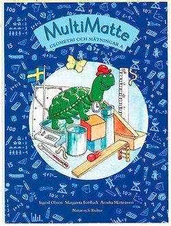 Multimatte Geometri och mätningar A