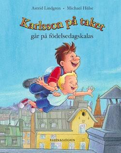 Karlsson på taket går på födelsedagskalas