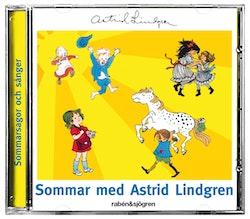Sommar med Astrid Lindgren : sommarsagor och sånger