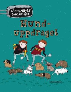 LasseMajas Detektivbyrå - Hunduppdraget