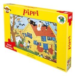 Pippi Långstrump - Pussel : 100 bitar