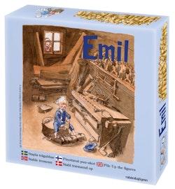 Emil - Stapla trägubbar