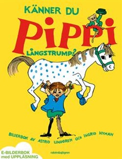Känner du Pippi Långstrump?