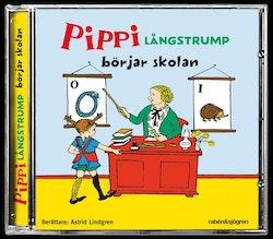 Pippi Långstrump börjar skolan