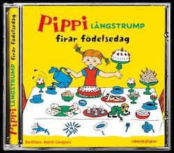 Pippi Långstrump firar födelsedag