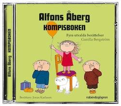 Alfons Åberg Kompisboken : Fyra utvalda berättelser