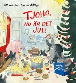 Tjoho, nu är det jul!