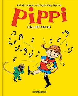 Pippi håller kalas