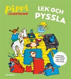 Pippi Långstrump - Lek och pyssla