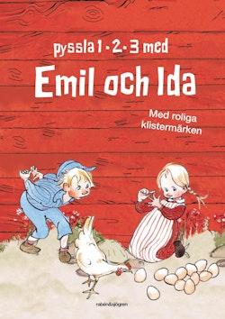 Pyssla 123 med Emil och Ida