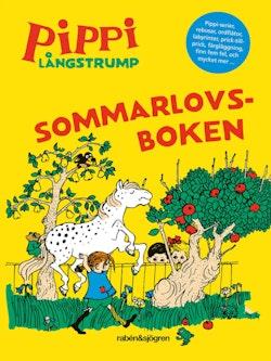 Pippi Långstrump. Sommarlovsboken