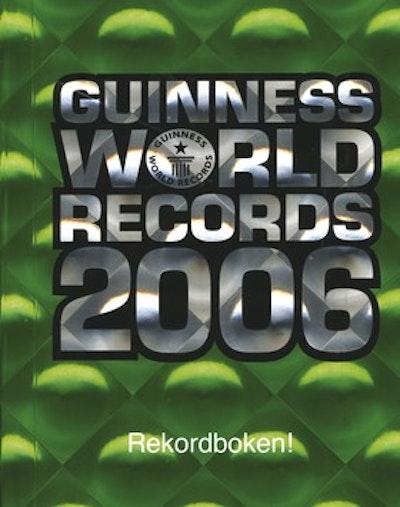 Guinness world records : rekordboken. 2006