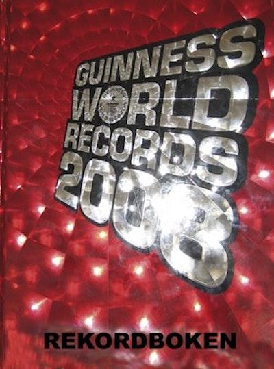 Guinness world records : rekordboken. 2008