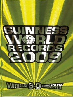 Guinness world records. 2009