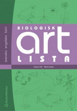 Biologisk artlista