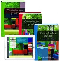 Omvårdnadens grunder - paket - (bok + digital produkt)