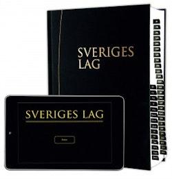 Sveriges Lag 2018 - (bok + digital produkt)