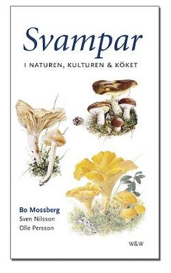 Svampar i naturen, kulturen, köket