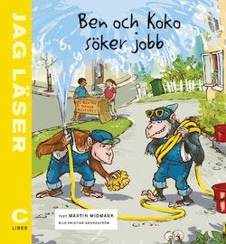 Jag läser C Ben och Koko söker jobb