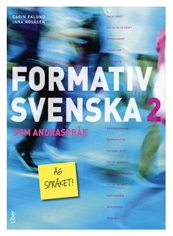 Formativ svenska som andraspråk 2