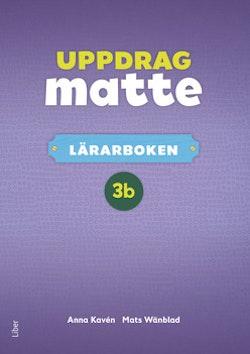 Uppdrag Matte 3B Lärarbok