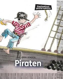 Plockepinn Börja läsa - Pirat / se paket 2 isbn 9789152318966