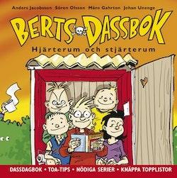 Berts dassbok : hjärterum och stjärterum