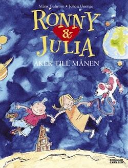 Ronny och Julia åker till månen