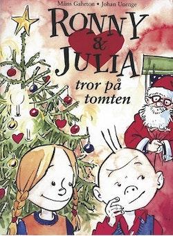 Ronny & Julia tror på tomten