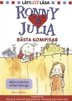 Ronny & Julia, bästa kompisar