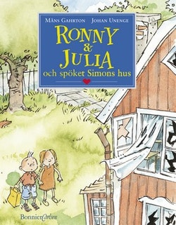 Ronny & Julia och spöket Simons hus