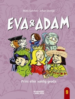 Eva & Adam 9: Prins eller vanlig groda