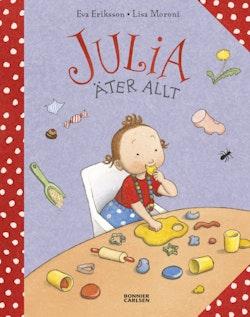 Julia äter allt