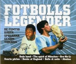 Fotbollslegender : de femtio bästa spelarna genom tiderna