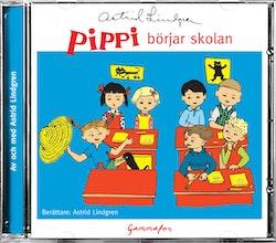 Pippi börjar skolan
