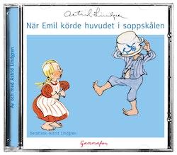 När Emil körde huvudet i soppskålen