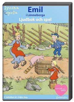 Emil i Lönneberga. Ljudbok och spel