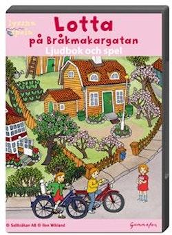 Lotta på Bråkmakargatan. Ljudbok och spel