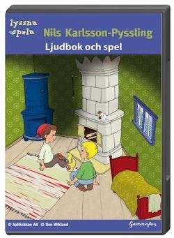 Nils Karlsson-Pyssling. Ljudbok och spel