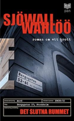 Det slutna rummet : roman om ett brott