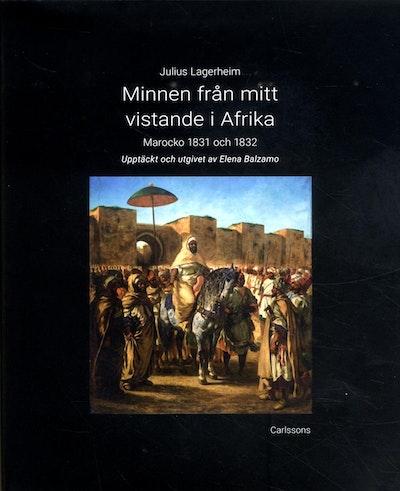 Minnen från mitt vistande i Afrika