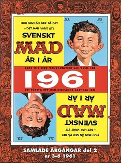 MAD - samlade årgångar. Del 2, Nr 3-6 1961
