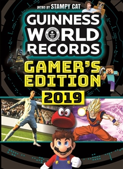 Guinness World Records 2019 - Gamer's Edition